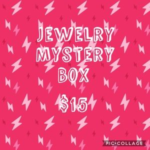 MYSTERY JEWELRY BOX 10 ITEMS FOR $15 INVENTORY BOX